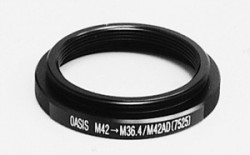 Borg M42 to M36.4/42 Adapter