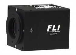 FLI MICROLINE MLX695 MONOCHROME CCD CAMERA with 25mm shutter