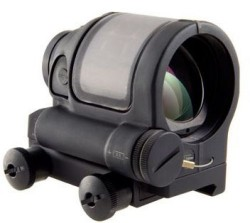 Trijicon 1x38 Sealed Reflex Sight, Colt Knob Mount SRS101