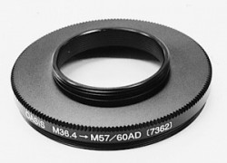Borg M36.4 to M57/60 Adapter