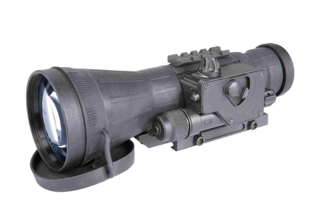 "CO-LR ID MG – Night Vision Long Range Clip-On System Gen 2+ ""Improved Definition"" with Manual Gain"