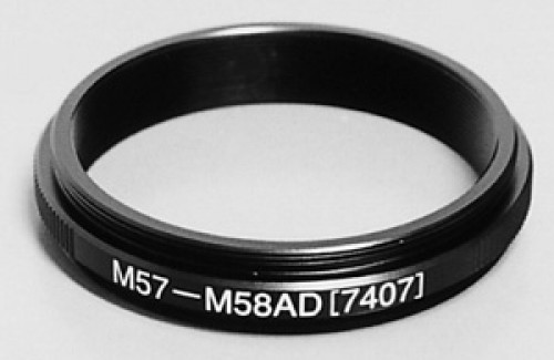 Borg M57 to M58 AD Adapter