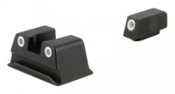 Trijicon Bright And Tough 3-Dot Night Sights Walther PPS