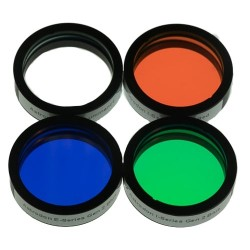 "Astrodon 1.25"" Mounted Gen2 E-Series, Individual Red filter"