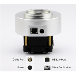 QHY miniCAM5S - Cooled CMOS Camera with Guide Port