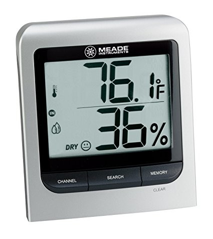Meade Personal Weather Station