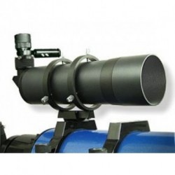 Stellarvue 80 mm Finder Scope with 23 mm Reticle Eyepiece - Black - F080M2