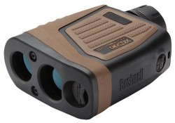 Bushnell 7x26mm Elite 1 Mile CONX Laser Range Finder,Brown,Horz,Bluet Arc,Box 202540