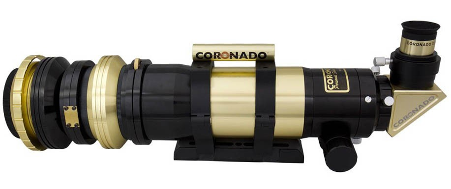 Coronado SolarMax III 70mm Telescope Double Stack with BF15