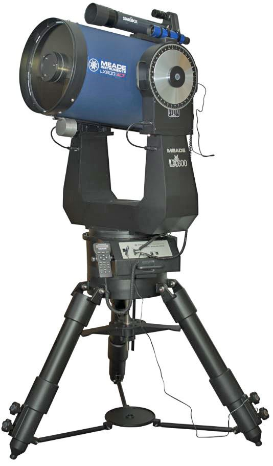 Meade 16 Inch LX600-ACF (f/8) Advanced Coma-Free w/ StarLock