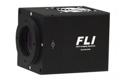 FLI MICROLINE CCD CAMERA WITH FRONT ILLUMINATED E2V 230-42 GRADE 1 SENSOR