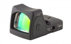 Trijicon 1.0 Adj Red RMR Type 2, Black, 1MOA, 700742