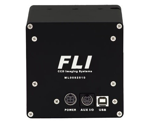 FLI - MICROLINE SERIES - CCD230-42-1-143 MIDBAND BACK ILLUMINATED WITH 58MM SHUTTER