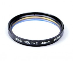 Idas H-alpha EH UV/IR Block Filter 48 mm