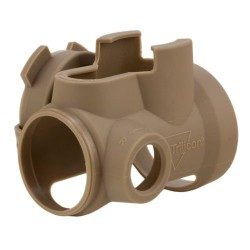 Trijicon MRO Cover, Flat Dark Earth/Clear