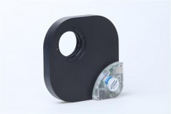 QHY CCD QHYCFW2-M-US-7P, QHY Color Filter Wheel, Medium Size, Ultra Slim, 7 Position