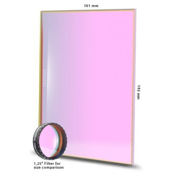Baader UV-IR-Cut L Filter - 101 mm x 143 mm Square Unmounted