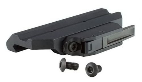 Trijicon ACOG Quick Release Flat Top Mount, Black, Reflex and VCOG Compatible AC12033