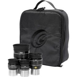 Explore Scientific 62° Series 5-Piece Wide-Angle Eyepiece Set (1.25