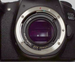 Idas LPS-D1 filter for Canon APS-C frame camera (previous version of D1- EOS)