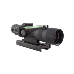 Trijicon ACOG 3x30 Compact Riflescope Scope w/Dual Illuminated Green Horseshoe/Dot 7.62x39 Ballistic Reticle and Colt Knob Thumbscrew Mount 400126