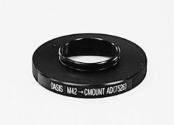 Borg M42 to C Mount Adapter