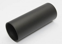 Borg 80mm Dia. 205mm Tube (black)