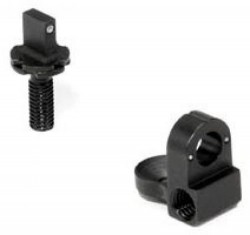 Trijicon CP25 Night Sights for Colt M16 AR15 3 Dot Set