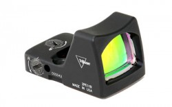 Trijicon 6.5 Red RMR Type 2, Black, 6.5MOA, 700607