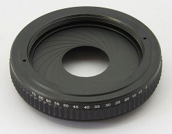 Borg Iris M75 (ID 10mm to 70mm)