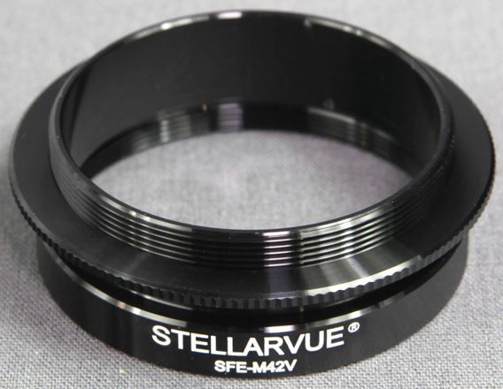 Stellarvue 42mm Variable Extension Tube 8 - 12mm Length