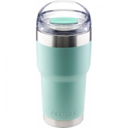 PELICAN 32OZ TRAVEL TUMBLER SEAFOAM