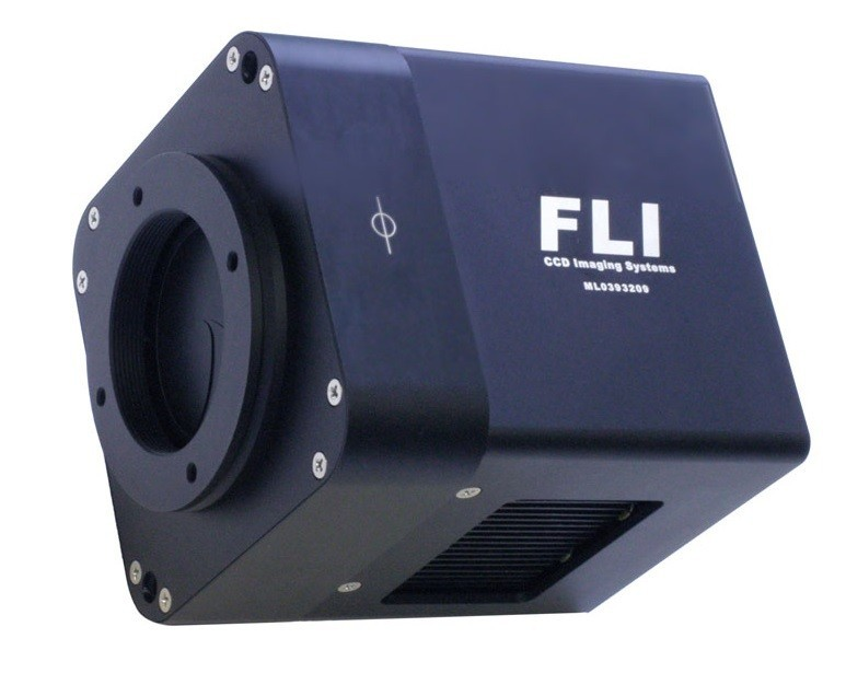 FLI - MICROLINE SERIES -  MONOCHROME GRADE 1 CCD CAMERA WITH 45MM HIGH SPEED SHUTTER
