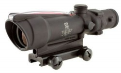 Trijicon ACOG 3.5x35 Dual Ill Riflescope w/Mount, Red Crosshair .308 Reticle