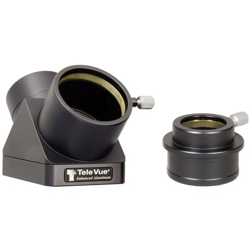 "TeleVue 2"" Enhanced Aluminum Diagonal with Hi-Hat Reducer Adapter"