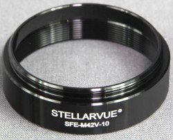Stellarvue 42mm Extension Tube - 10mm Length