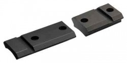 Nikon 16163 Base For A-Bolt 2-Piece Style Black Matte Finish