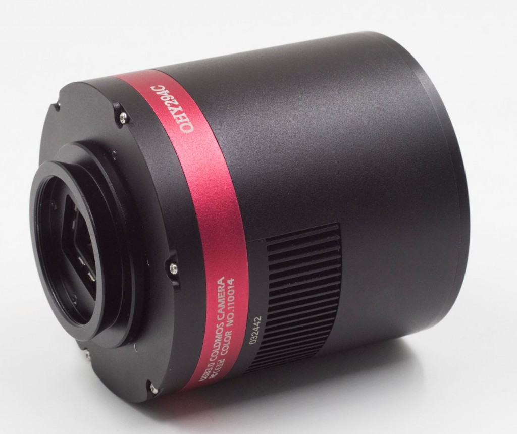 QHY294C 11.6 Megapixel 4/3-Inch Back-Illuminated Color CMOS Camera