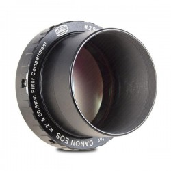 Baader Canon EOS DSLR T-Ring with Clear Filter # DSLR-CLR
