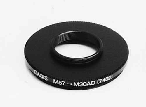 Borg M57 to M30AD Adapter