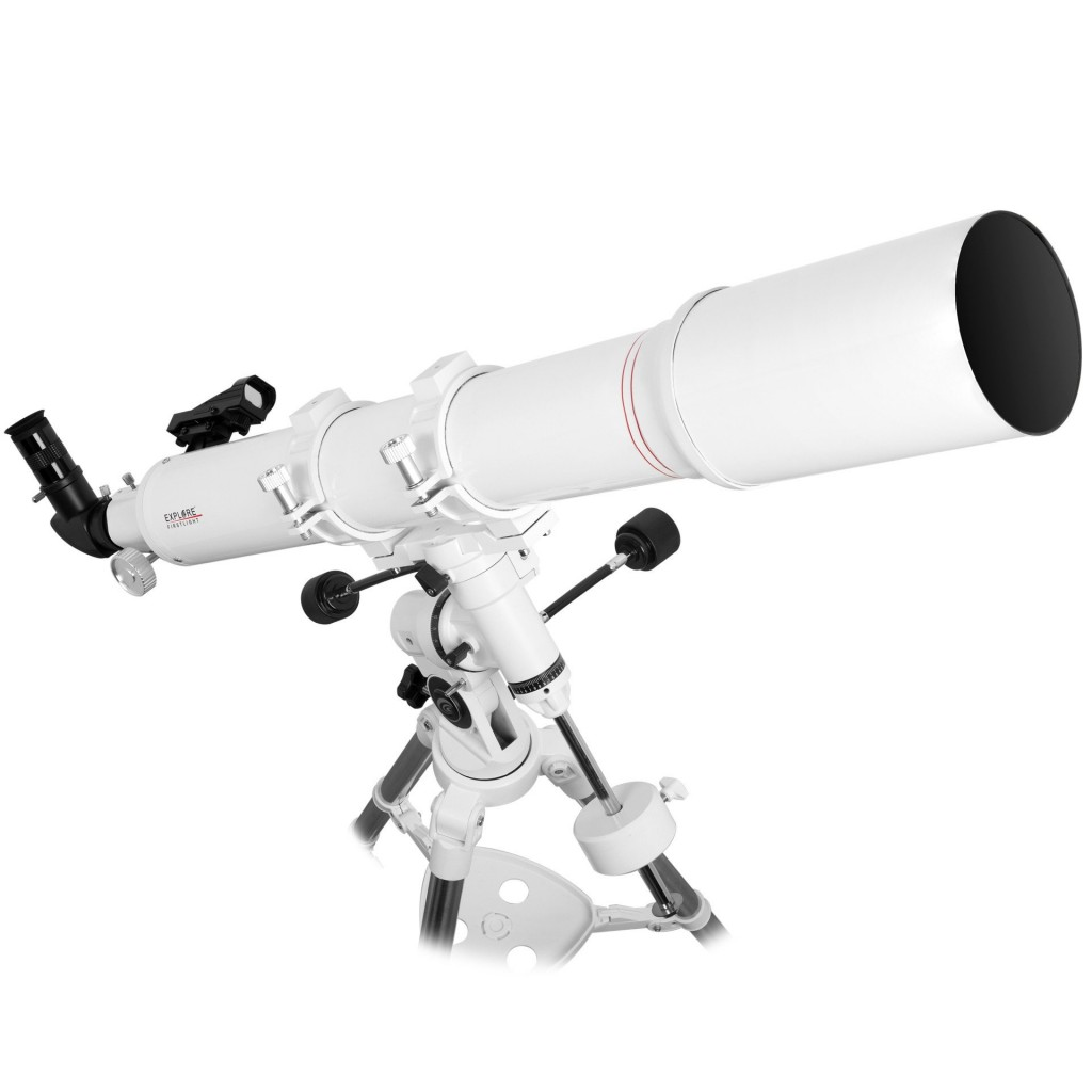 Explore Scientific FirstLight 102MM Refractor w/EQ3 Mount