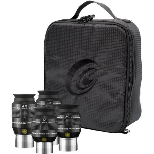 "Explore Scientific 52° Series 4-Piece Eyepiece Set (1.25"")"