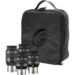 Explore Scientific 52° Series 4-Piece Eyepiece Set (1.25
