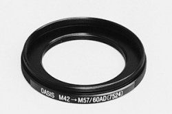 Borg M42 to M57/60 Adapter