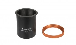 "Celestron 48 MM T-ADAPTER FOR EDGEHD 9.25"", 11"", AND 14"""