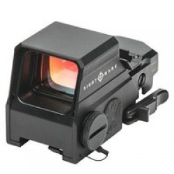 SightMark Ultra Shot M-Spec LQD Reflex Sight, Black, SM26034
