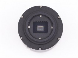 QHY CCD QHY224C Cooled CMOS 1.2 Megapixel, 128MB DDRII buffer, Planetary and Deep Sky Color Astronomical Video Camera, Anti-Dew