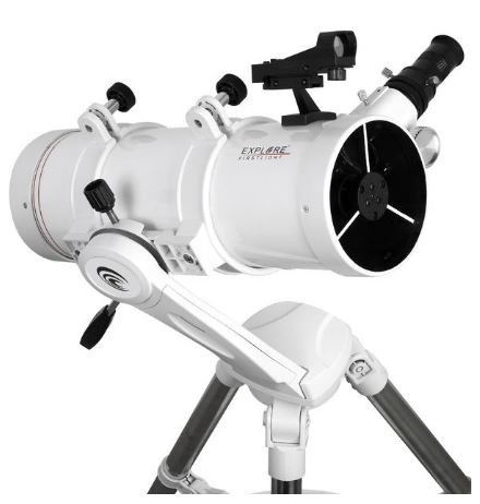 Explore Scientific FirstLight 114MM Newtonian w/ Twilight Nano Mount