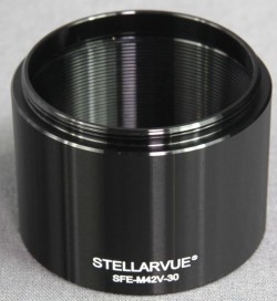 Stellarvue 42mm Extension Tube - 30mm Length