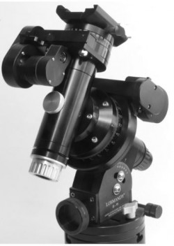 Losmandy GM-8 Gemini 2 Equatorial Mount, 11RA/8DEC, FHD Tripod